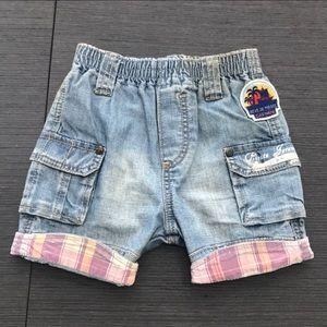 CATIMINI boys jean shorts